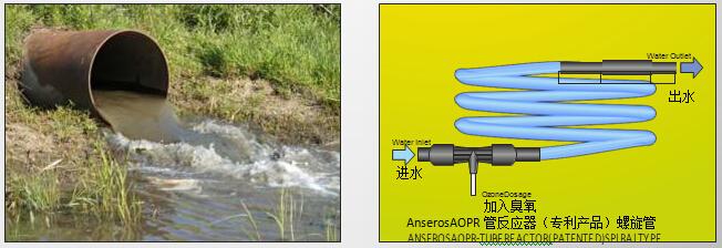 高级氧化技术被用于污水处理